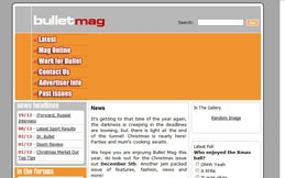 An image of Bullet Magazine