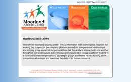 An image of Moorland Access Centre