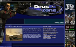 An image of DeusEx Zone