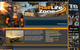 An image of Half Life Zone