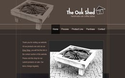 An image of The Oak Shed
